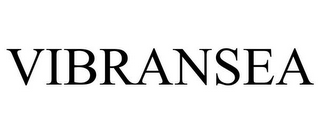 mark for VIBRANSEA, trademark #85524725