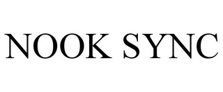 mark for NOOK SYNC, trademark #85525136