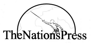 mark for THENATIONSPRESS, trademark #85526374