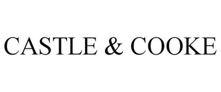 mark for CASTLE & COOKE, trademark #85526403