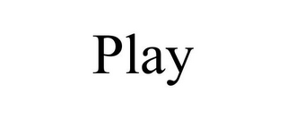 mark for PLAY, trademark #85526867