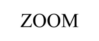 mark for ZOOM, trademark #85526869