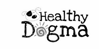 mark for HEALTHY DOGMA, trademark #85526942