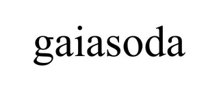 mark for GAIASODA, trademark #85526997