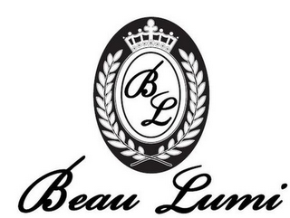 mark for BL BEAU LUMI, trademark #85527058