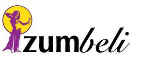 mark for ZUMBELIE, trademark #85527102