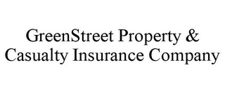 mark for GREENSTREET PROPERTY & CASUALTY INSURANCE COMPANY, trademark #85527216