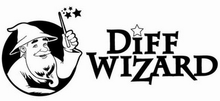 mark for DIFF WIZARD, trademark #85527401