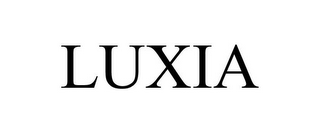 mark for LUXIA, trademark #85527473