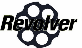 mark for REVOLVER, trademark #85527545