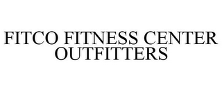 mark for FITCO FITNESS CENTER OUTFITTERS, trademark #85527547