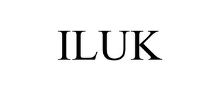 mark for ILUK, trademark #85527880