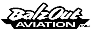 mark for BALZOUT AVIATION INC, trademark #85528283