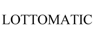mark for LOTTOMATIC, trademark #85528450