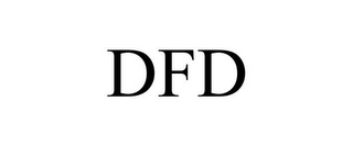 mark for DFD, trademark #85528641