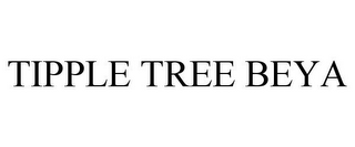 mark for TIPPLE TREE BEYA, trademark #85528650