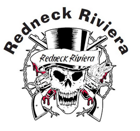 mark for REDNECK RIVIERA REDNECK RIVIERA, trademark #85528760