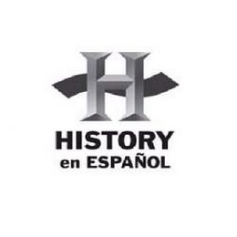 mark for H HISTORY EN ESPANOL, trademark #85528783