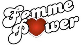 mark for FEMME POWER, trademark #85529164