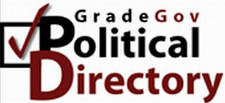 mark for G R A D E G O V  POLITICAL DIRECTORY, trademark #85529298