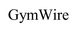 mark for GYMWIRE, trademark #85530204