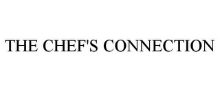 mark for THE CHEF'S CONNECTION, trademark #85530871