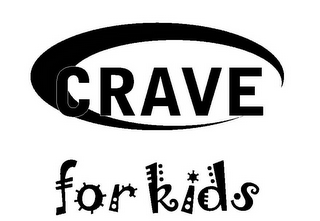 mark for CRAVE FOR KIDS, trademark #85531569