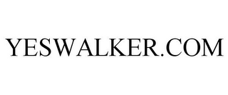 mark for YESWALKER.COM, trademark #85532047