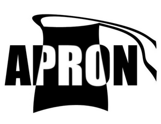 mark for APRON, trademark #85532183