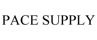 mark for PACE SUPPLY, trademark #85532604