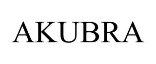 mark for AKUBRA, trademark #85533137