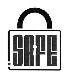 mark for .SAFE, trademark #85533144
