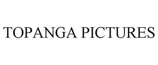 mark for TOPANGA PICTURES, trademark #85533333
