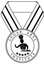mark for SUGAR ARTS INSTITUTE, trademark #85533529
