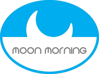 mark for MOON MORNING, trademark #85534011
