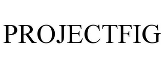 mark for PROJECTFIG, trademark #85534386