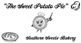 "mark for ""THE SWEET POTATO PIE"" SOUTHERN SWEETS BAKERY, trademark #85534542"