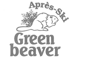 mark for APRÉS-SKI GREEN BEAVER, trademark #85534690