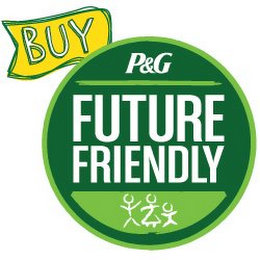mark for BUY P&G FUTURE FRIENDLY, trademark #85534810