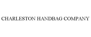 mark for CHARLESTON HANDBAG COMPANY, trademark #85535002