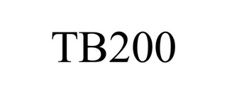 mark for TB200, trademark #85535643