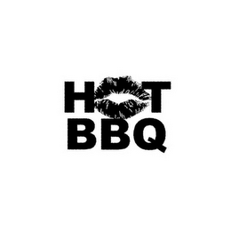 mark for HOT BBQ, trademark #85535705