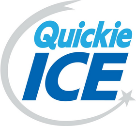 mark for QUICKIE ICE, trademark #85535875
