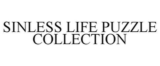 mark for SINLESS LIFE PUZZLE COLLECTION, trademark #85536211