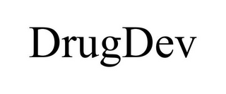mark for DRUGDEV, trademark #85536301