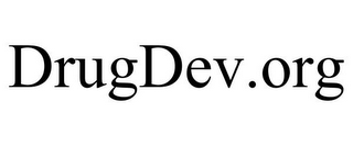 mark for DRUGDEV.ORG, trademark #85536350