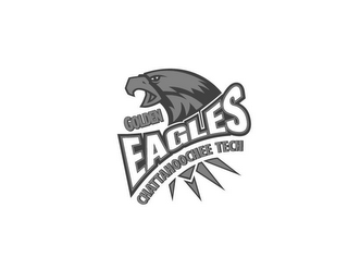 mark for GOLDEN EAGLES CHATTAHOOCHEE TECH, trademark #85536699