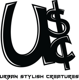 mark for URBAN STYLISH CREATURES, trademark #85536885