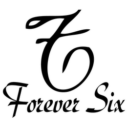 mark for F FOREVER SIX, trademark #85536903