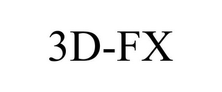mark for 3D-FX, trademark #85537044